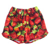 ROMEY LOVES LULU shorts / sTRAWBERRIES