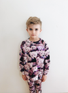 ROMEY LOVES LULU SWEATSHIRT / PURPLE BEARS