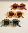 SUSTAINABLE SUNGLASSES / GOLDEN
