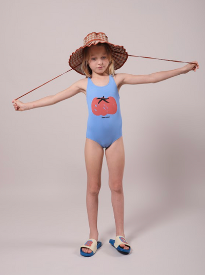 BOBO CHOSES TOMATO SWIMSUIT