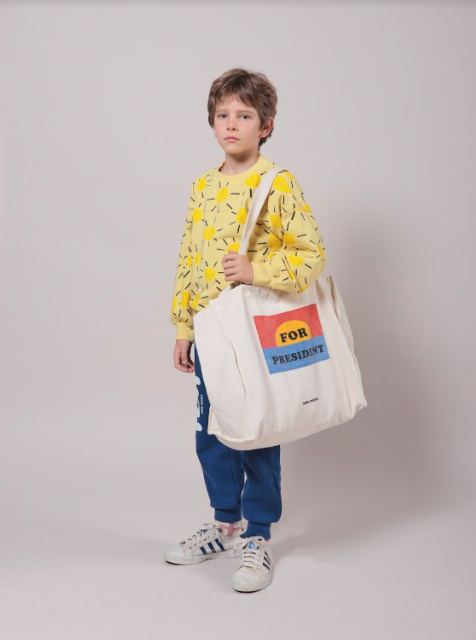 BOBO CHOSES FOR PRESIDENT TOTE BAG