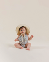 RYLEE + CRU FLOPPY HAT / BUTTER