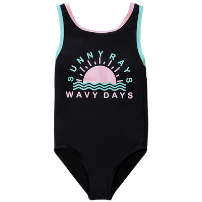 TINY WHALES SUNNY RAYS SWIMSUIT