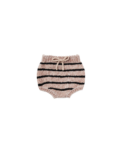 RYLEE + CRU STRIPED CHENILLE BLOOMER / OAT