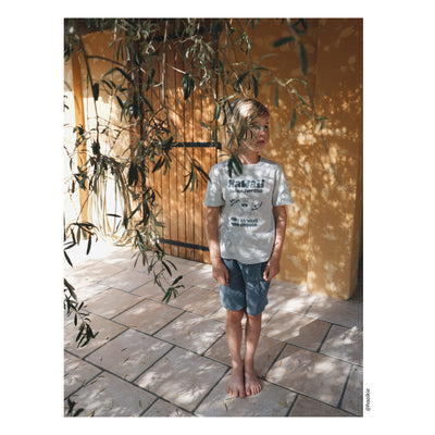 HUNDRED PIECES SURF CLUB ORGANIC COTTON TEE