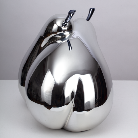 Cat Sirot - Love Pears - Silver