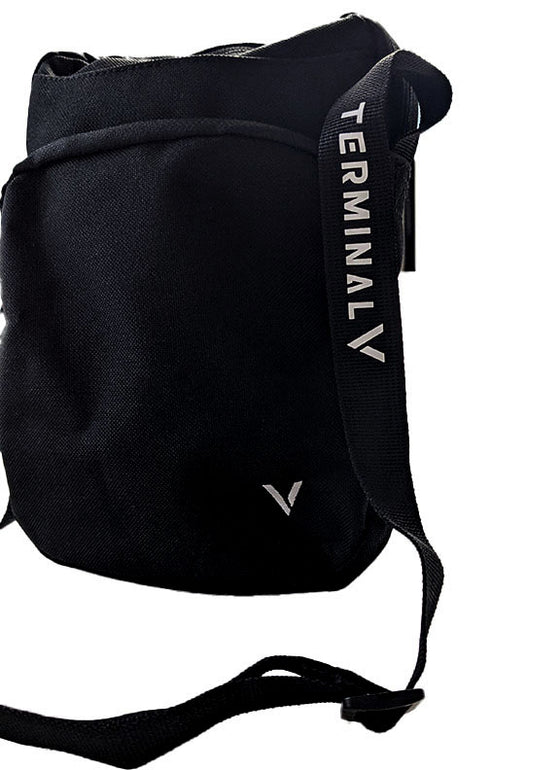 Terminal V Across Body Bag