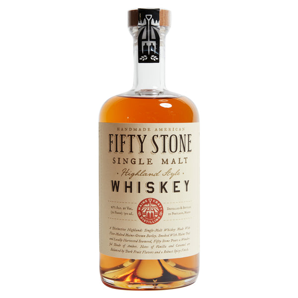 Fifty Stone Whiskey