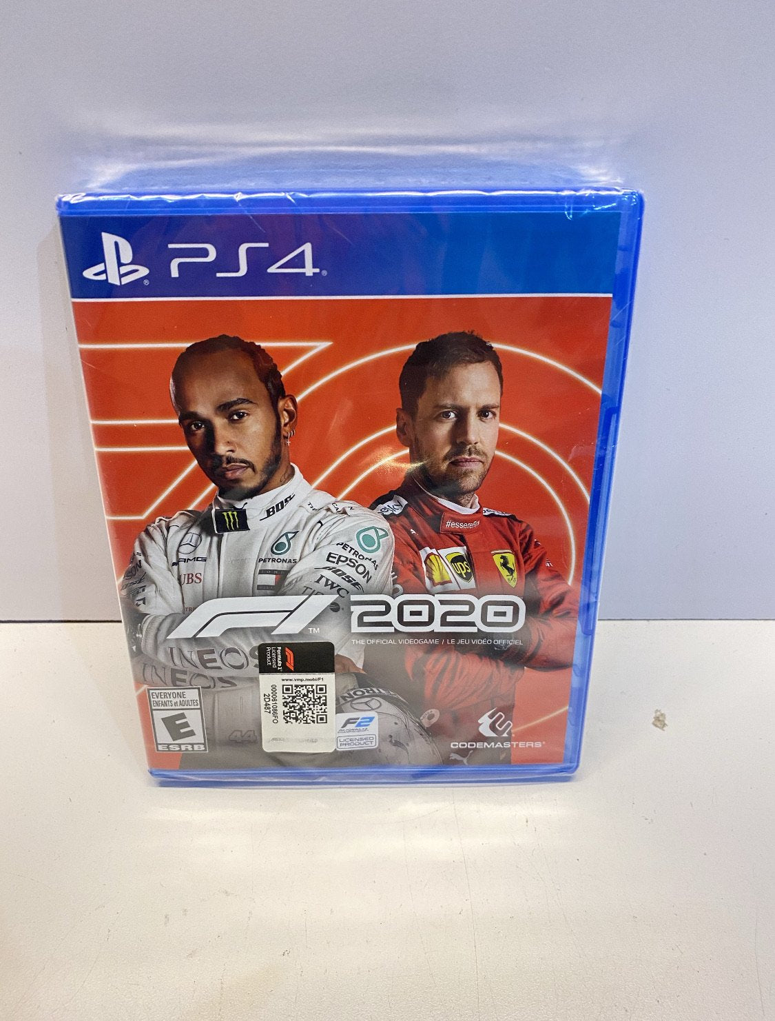NEW SEALED F1 2020 FORMULA PS4 PLAYSTATION4 CODEMASTER