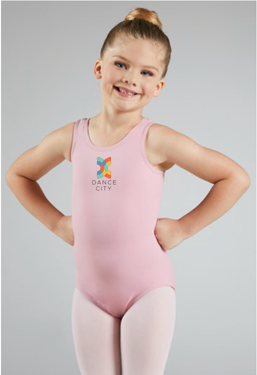 Foundations Pink Bodysuit