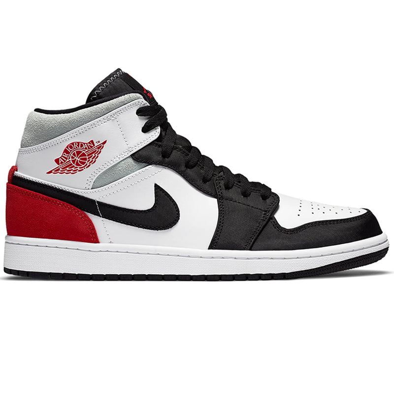Air Jordan 1 Mid Union SE 'Black Toe'