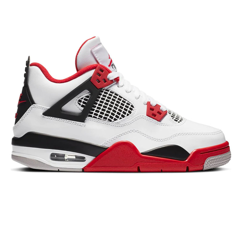 Air Jordan 4 Retro 'Fire Red' 2020 (GS)