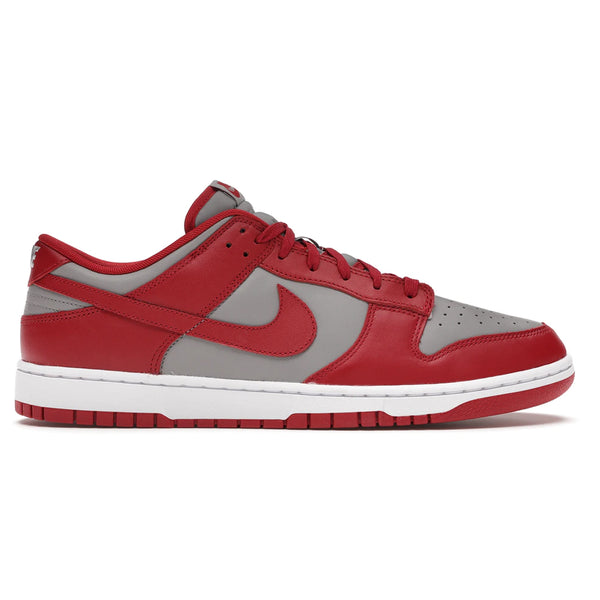 Nike Dunk Low Retro 'Grey Red UNLV'