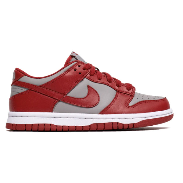 Nike Dunk Low Retro 'Medium Grey Varsity Red UNLV' (GS)