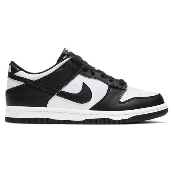 Nike Dunk Low Retro 'White Black' (GS)