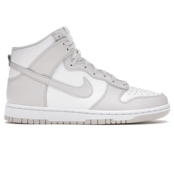 Nike Dunk High Retro 'White Vast Grey' (2021)