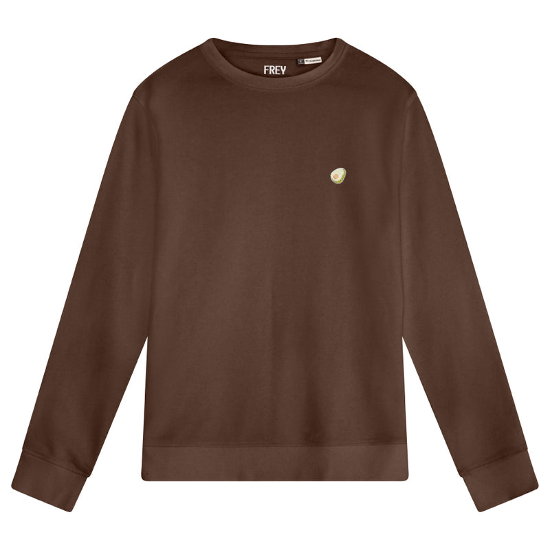 Avocado Men's Sweater | Mocha
