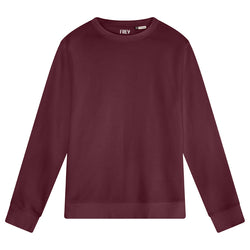 Basic Men's Sweater | Burgundy