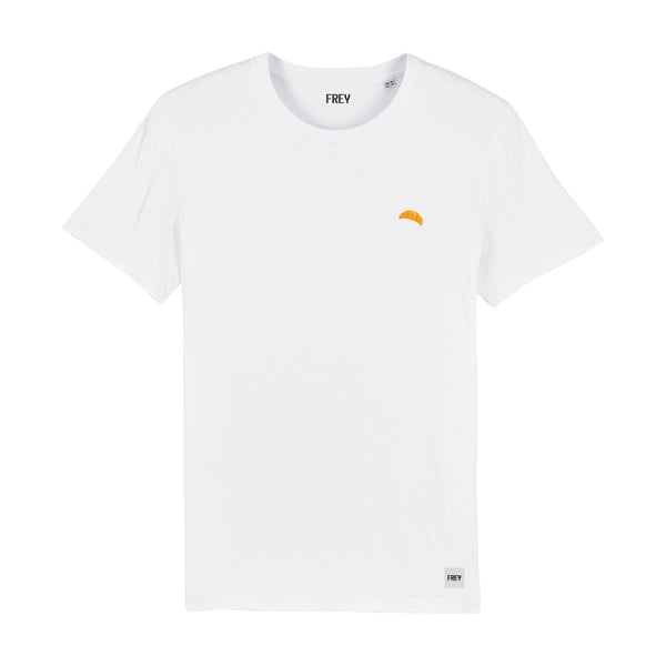 Croissant Men's T-shirt | White