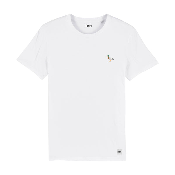 Duck Men's T-shirt | White