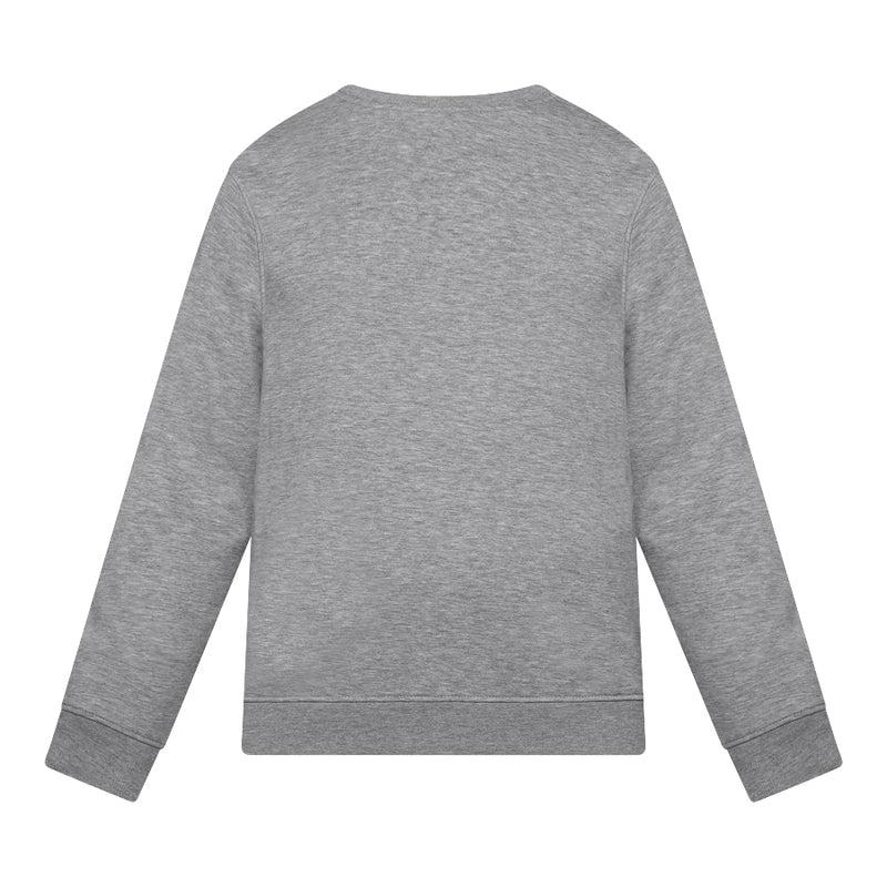 Bicycle Men's Sweater | Grey Melee