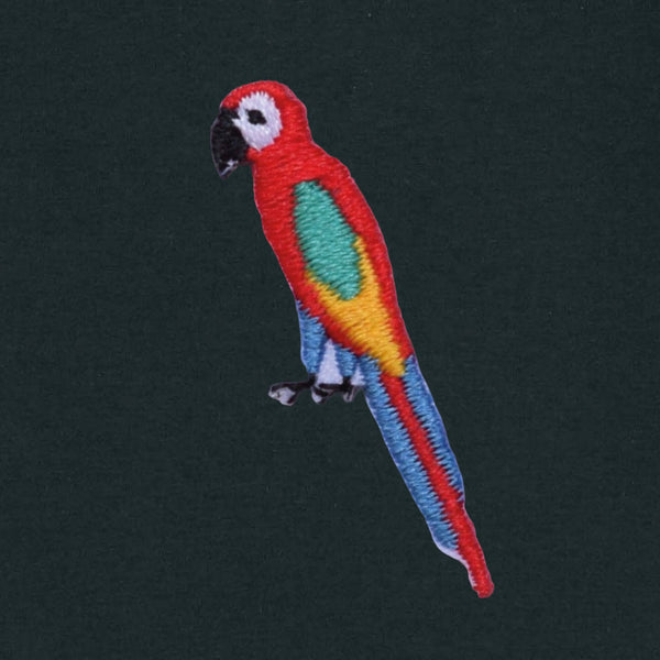 Parrot Men's T-shirt | Black