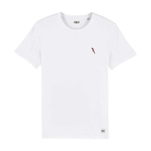 Parrot Men's T-shirt | White