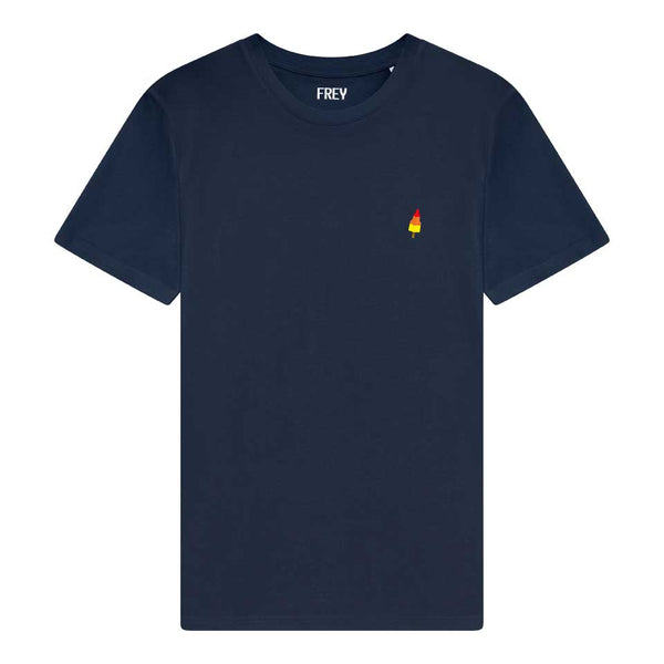 Popsicle Men's T-shirt | Navy