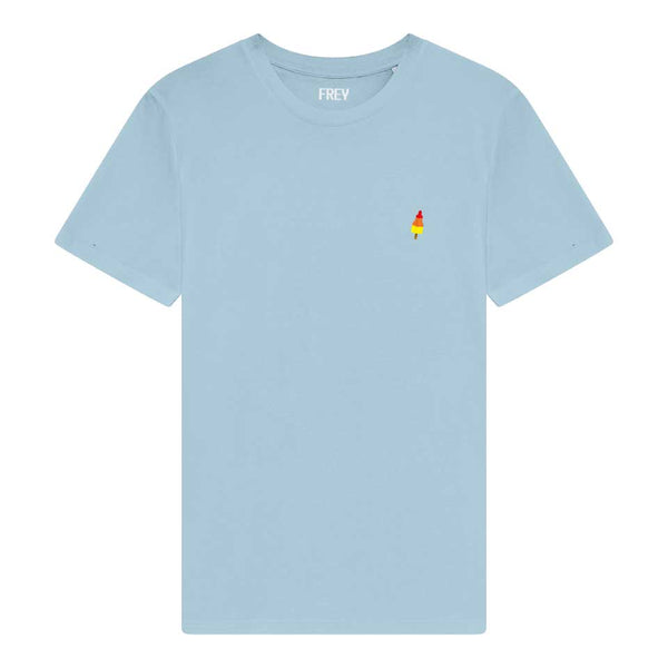 Popsicle Men's T-shirt | Sky Blue