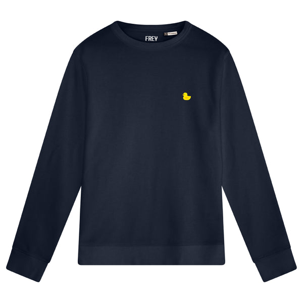 Rubber Duck Men's Sweater | Navy
