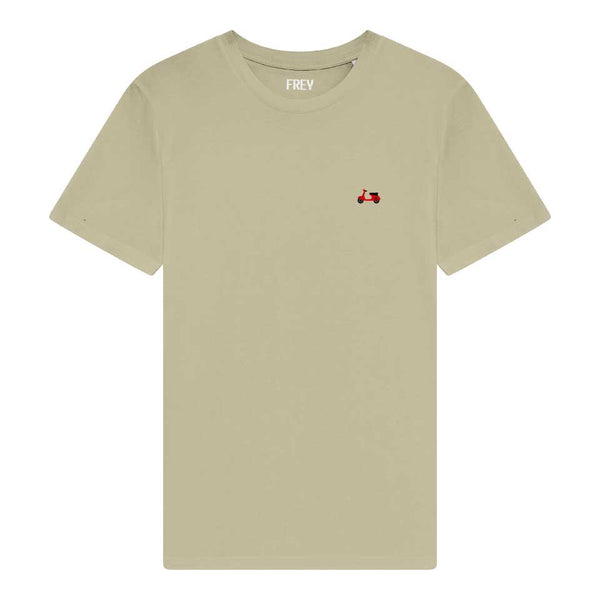 Scooter Men's T-shirt | Sage