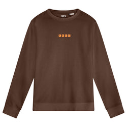Scrabble Women's Sweater | Mocha