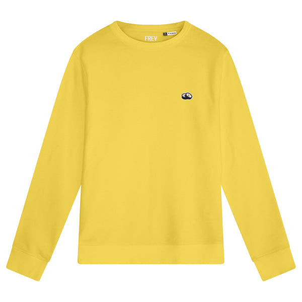 Sushi Men's Sweater | Yellow