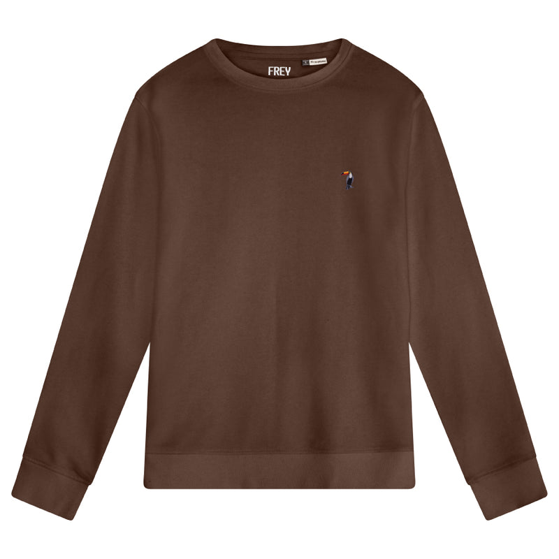 Toucan Women's Sweater | Mocha