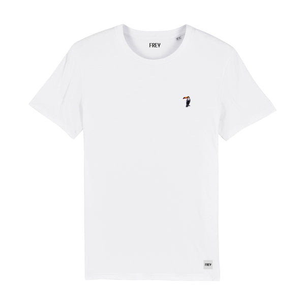 Toucan Men's T-shirt | White