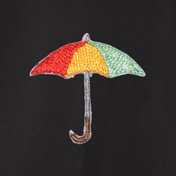 Umbrella Men's Sweater | Black