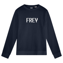 Logo Men's Sweater | Navy