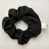 Black scrunchie by Fit Chic VSCO girl