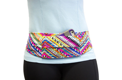 Fit Belt Tropical Blue