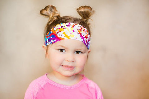 Fit Kid Bandana Pink