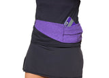 Fit Belt Heathered Purple