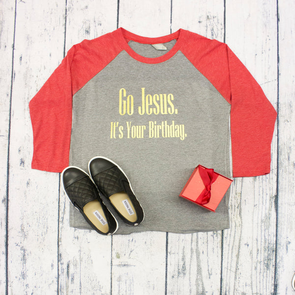 Raglan - Go Jesus. It