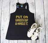Tank Top - Gangsta Rap