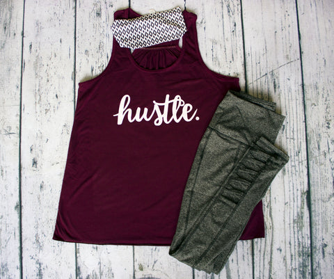 Tank Top - Hustle