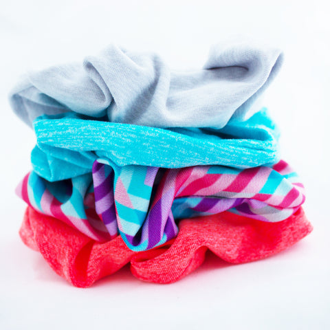 Fit Chic Scrunchies