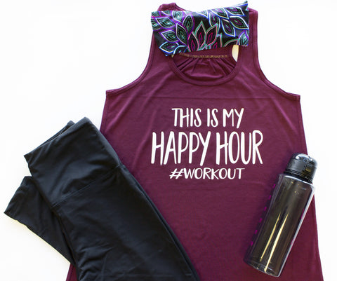 Tank Top - Happy Hour