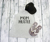 Tank Top - Mom Hustle