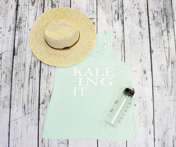 Tank Top - Kale-ing It!