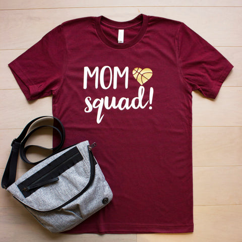 Crew - Basketball Mom Squad