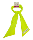 Neon Yellow Hair Tie